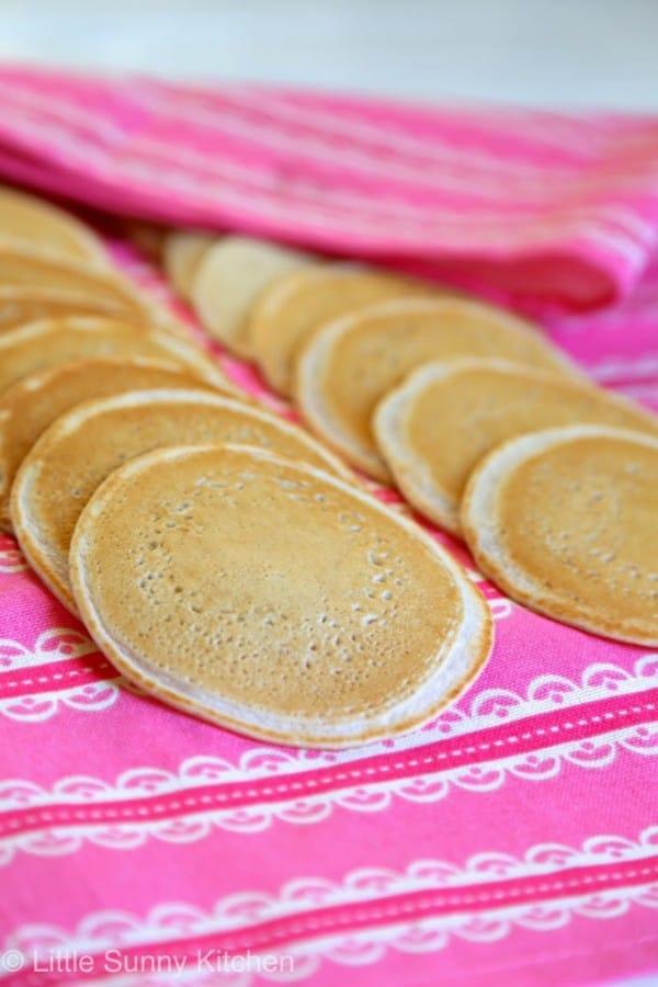 atayef pancakes