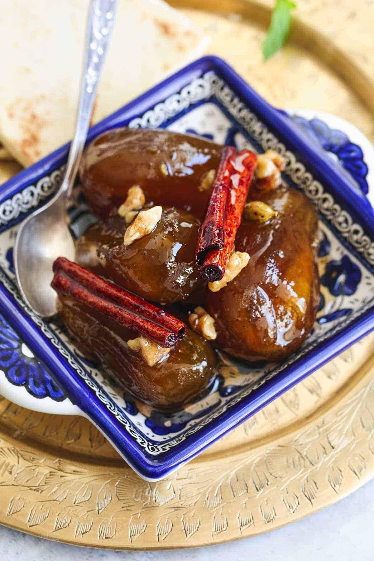 Cinnamon Eggplant Jam