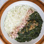 Molokhia Jordanian recipe