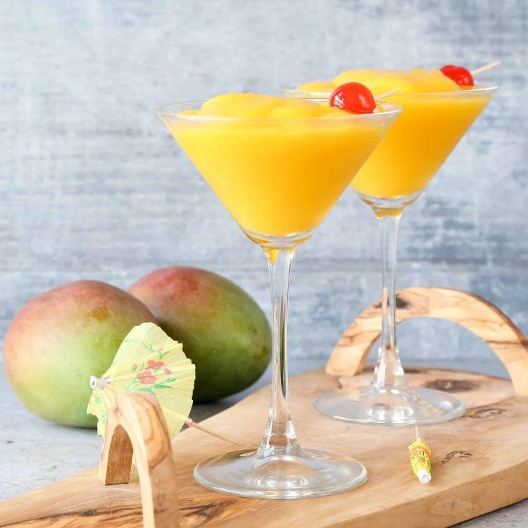 Frozen Mango Daiquiri