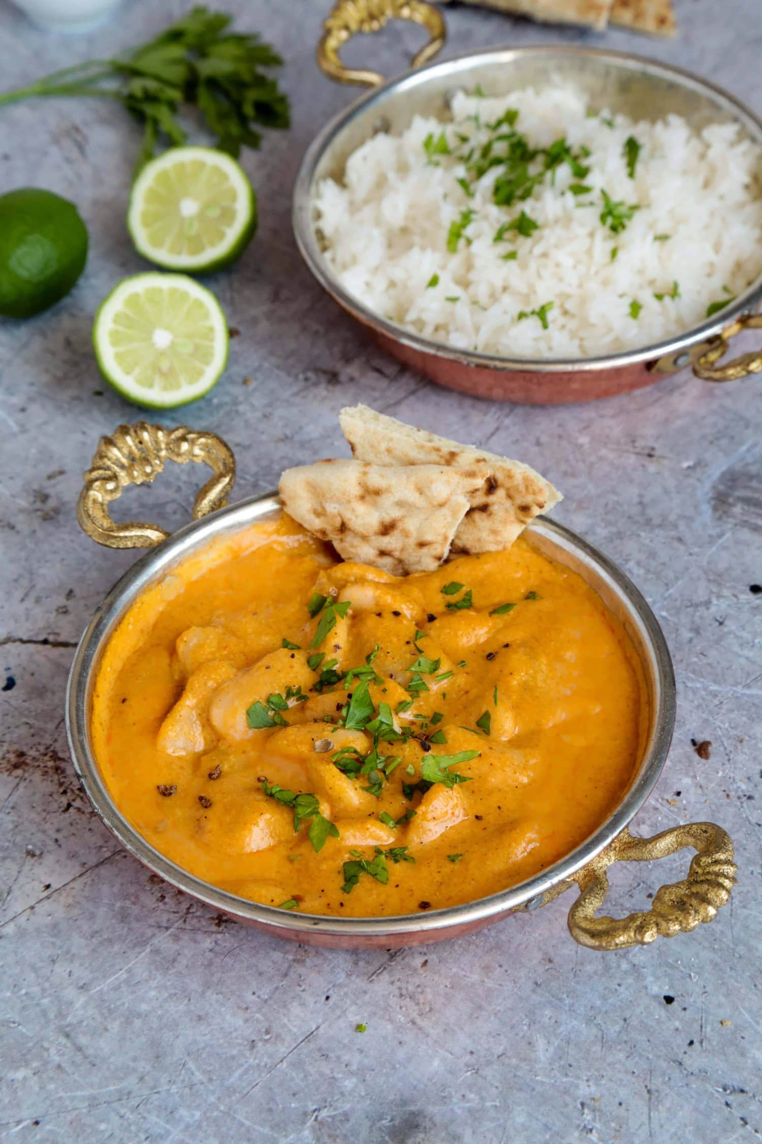 Coconut vegan korma recipe