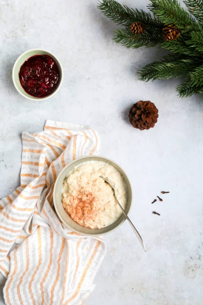 Bread sauce is a simple, yet classic British dish served on Christmas Day.