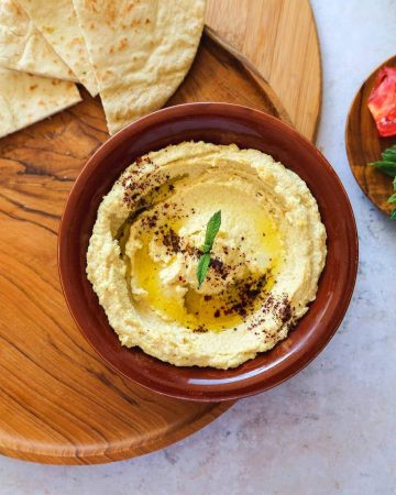 The best Hummus recipe