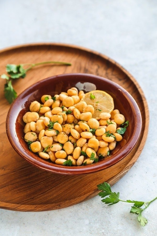 lupini beans middle eastern recipe