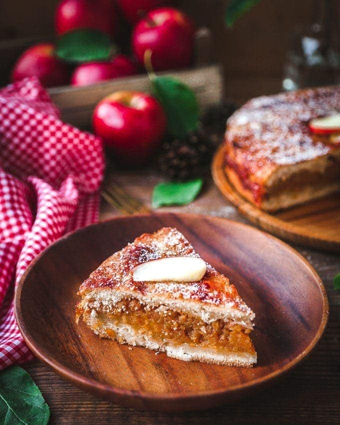 The best vegan apple pie recipe