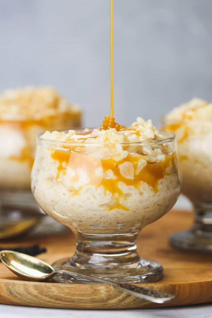 Creamy Instant Pot Rice Pudding