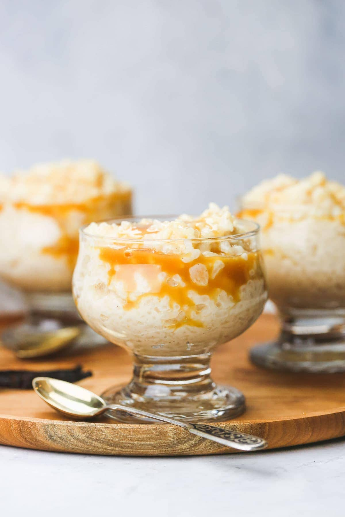 Creamy Instant Pot Rice Pudding