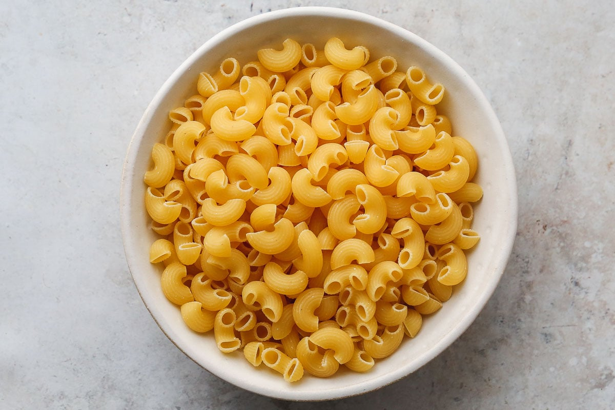 Chiferri Rigati pasta