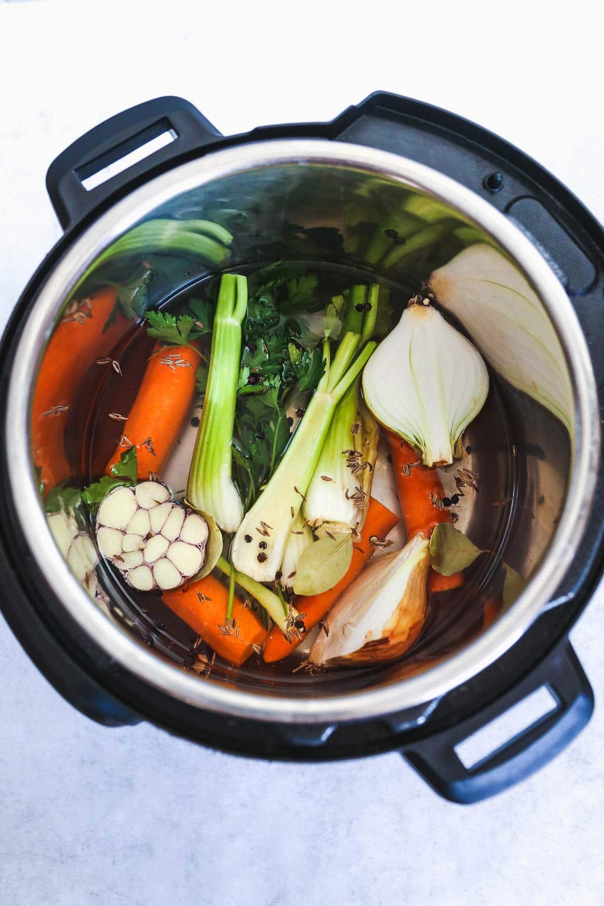 Instant Pot Stock