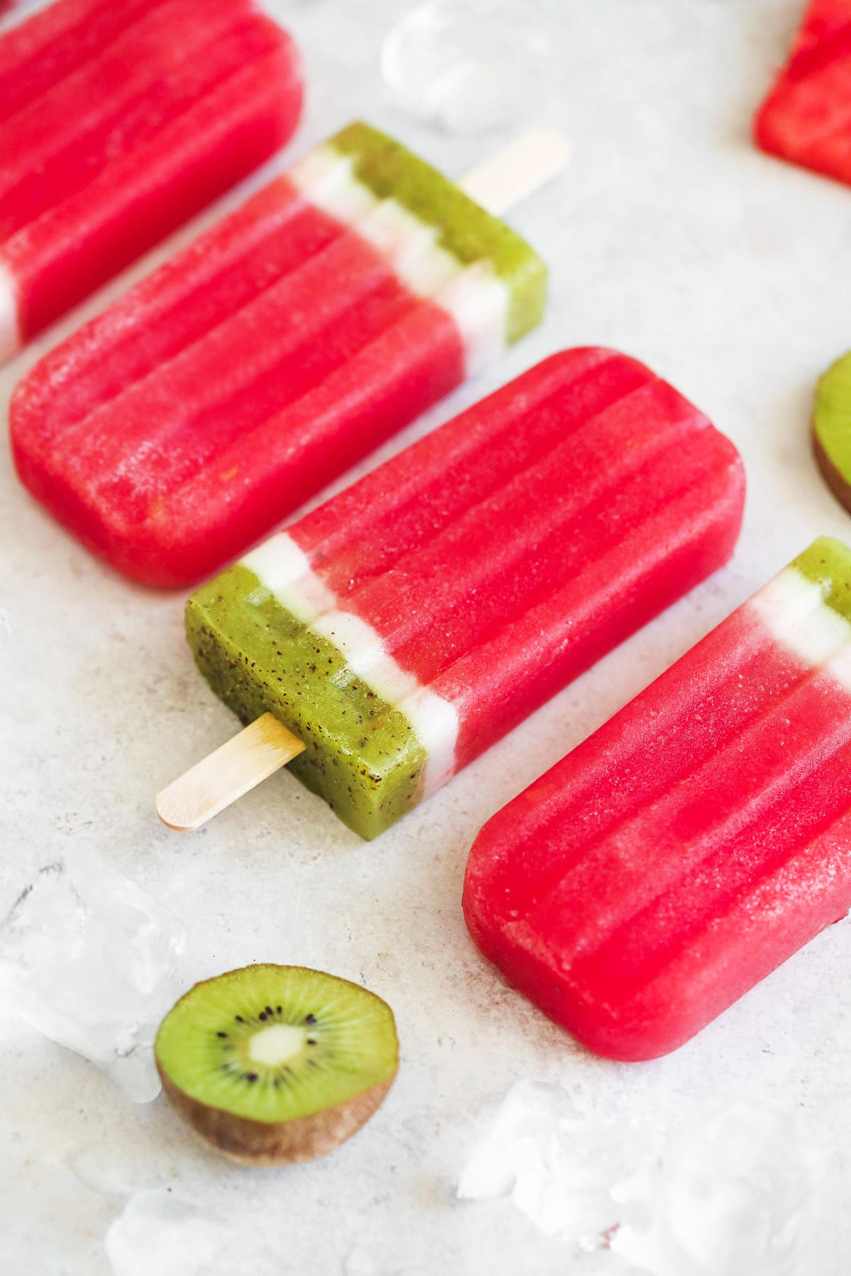 Watermelon popsicles recipe