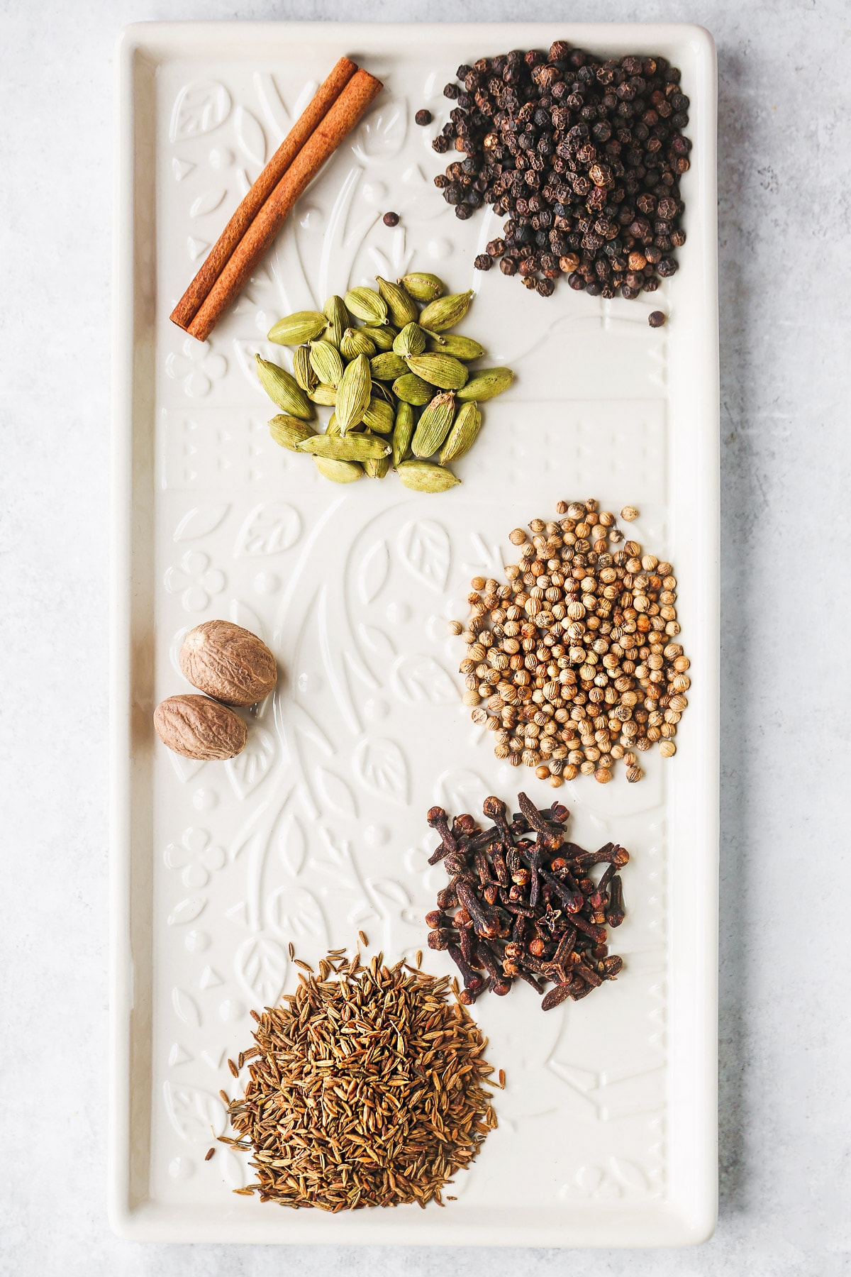 Baharat Spice Blend ingredients