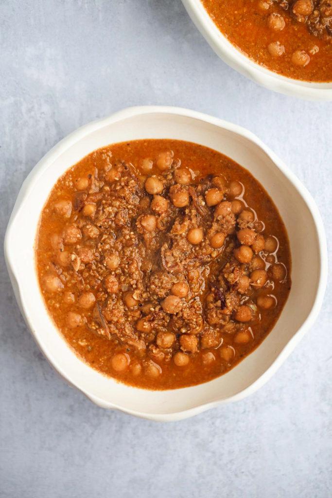 Fesenjan stew