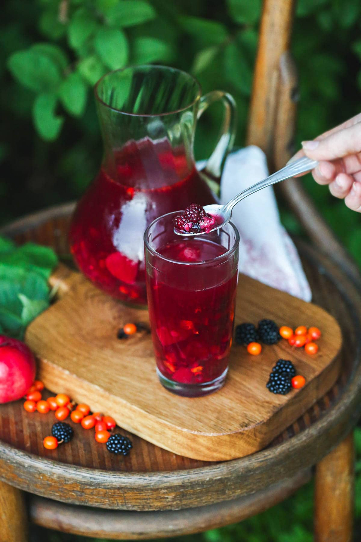 Kompot Homemade Juice