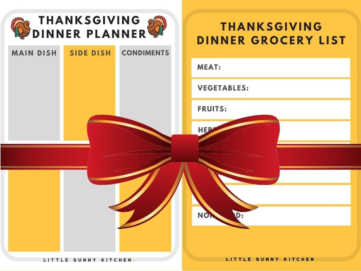 Free thanksgiving printables to download