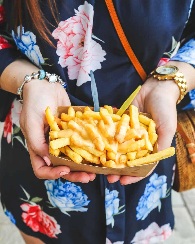 Casa patata bruges Belgian fries