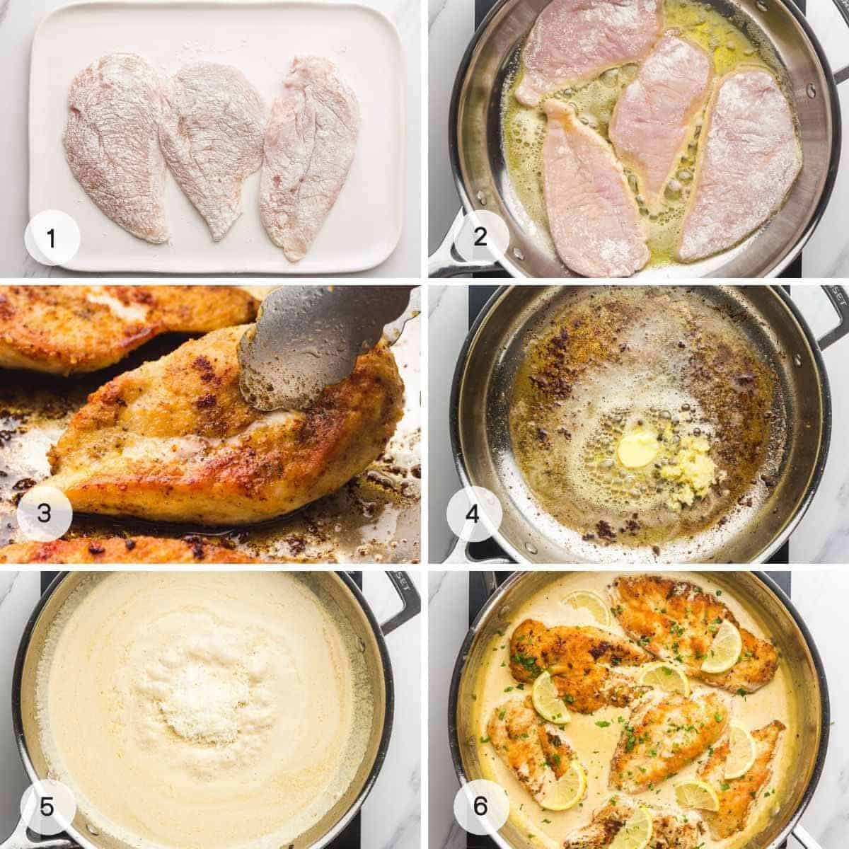 How to make Lemon Chicken