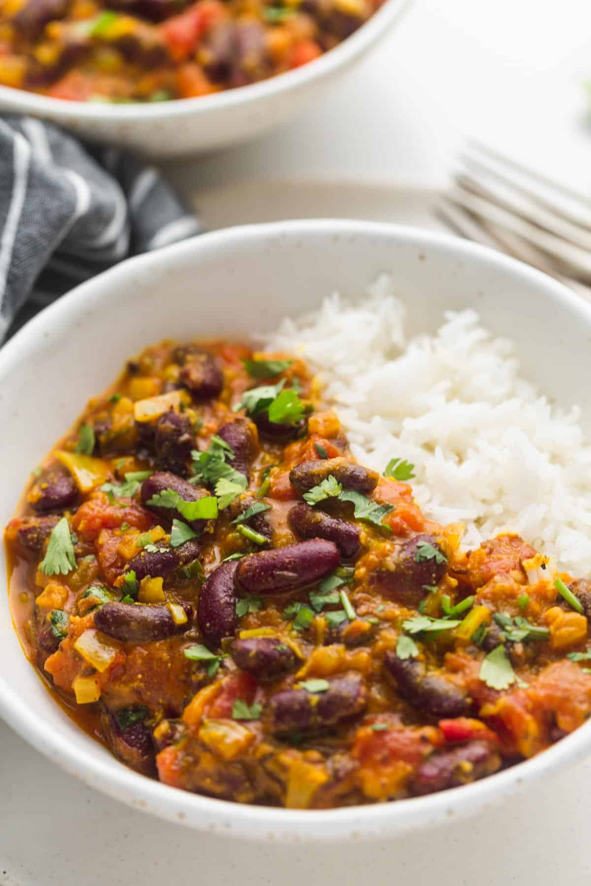 Kidney Bean Curry Little Sunny Kitchen