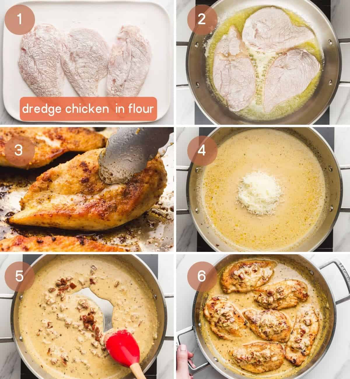 How to make marry me chicken