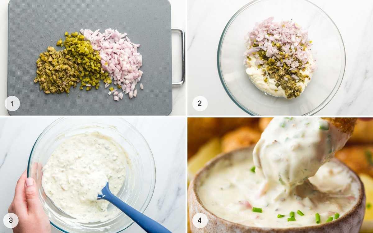 How to Make Tartar Sauce