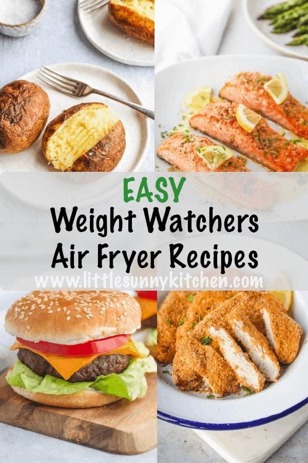 Weight Watchers Air Fryer Recipes Little Sunny Kitchen
